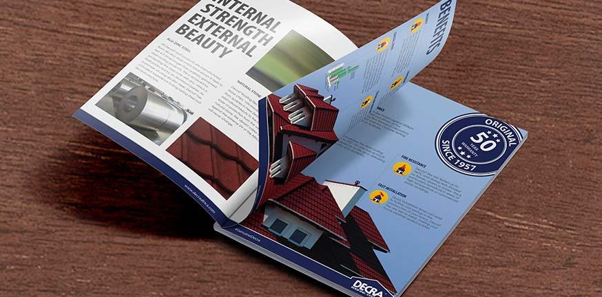 Decra Brochures Tanzania