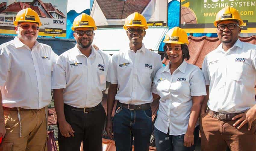 Building Materials Companies in Tanzania